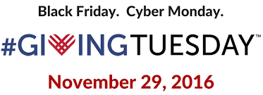 2016 Crowdfunding with GivingTuesday