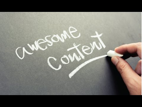 NonProfit Content Needs to be Awesome Now!