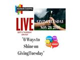 6 Ways to Shine on Giving Tuesday