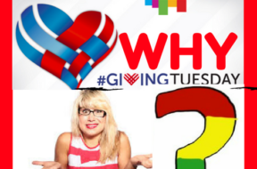 WHY #gIVINGtUESDAY