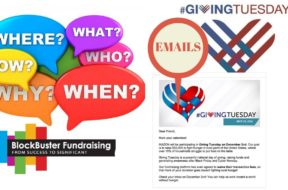 Use This Free #GivingTuesday Email For Your Donors