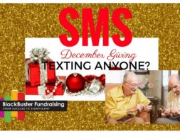 Donor-Texting Does SMS Work?