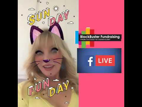 BLOCKBUSTERS SUNDAY FUNDAY Facebook Live