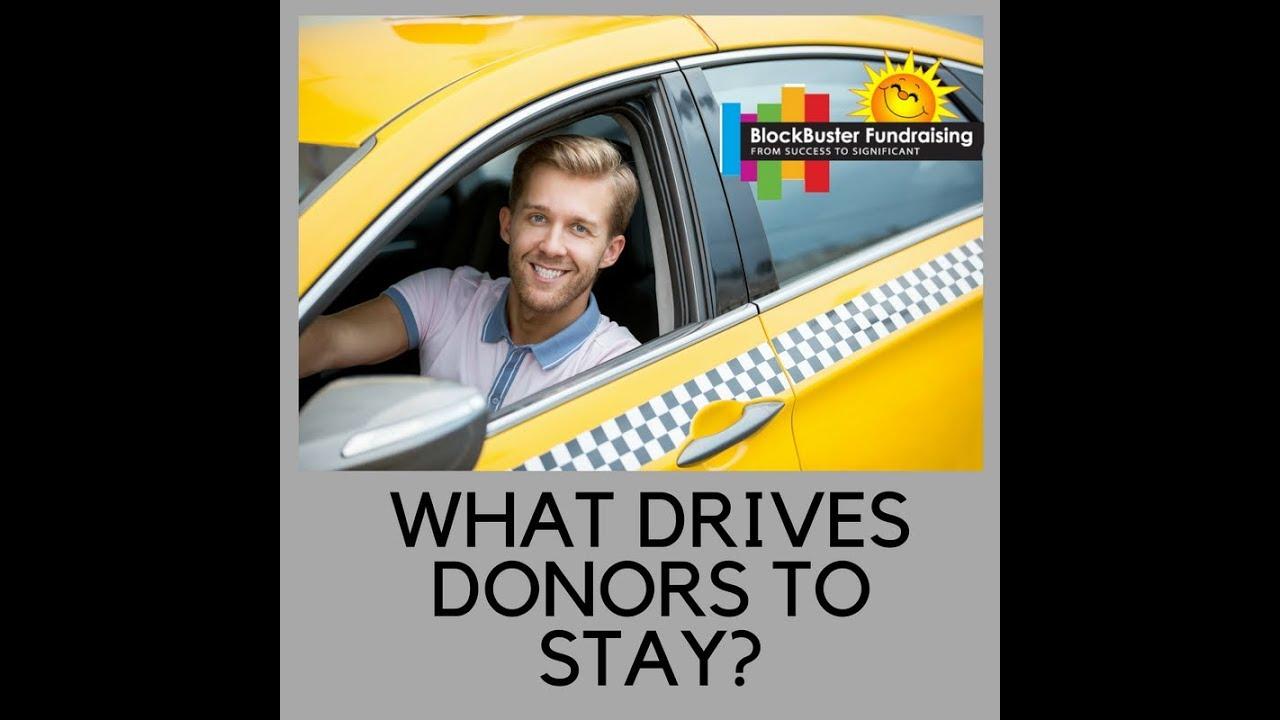 Donor Retention Success Hacks