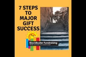 SUCCESSFUL 7 STEP MAJOR GIFT PROCESS