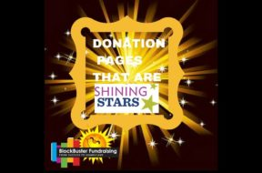 DONATION PAGES THAT SHINE