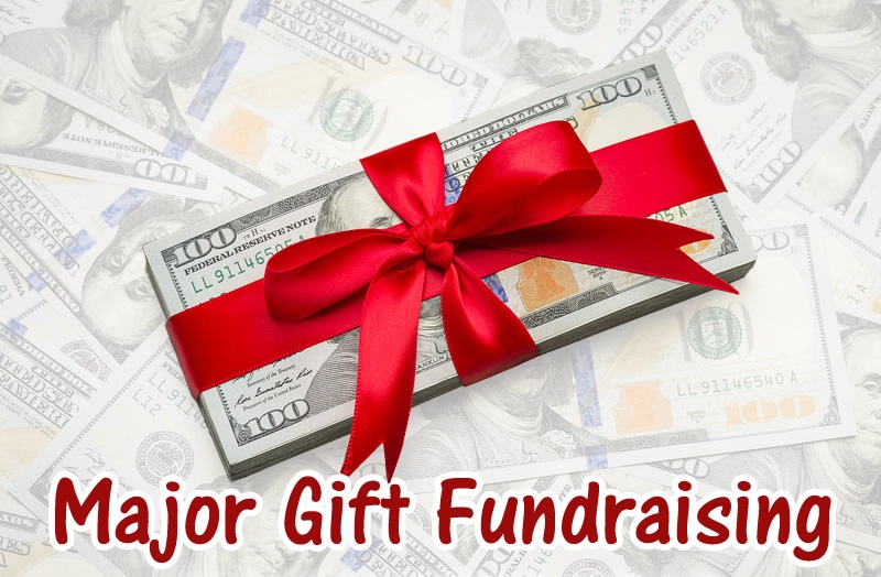 5 Steps to Major Gift Success