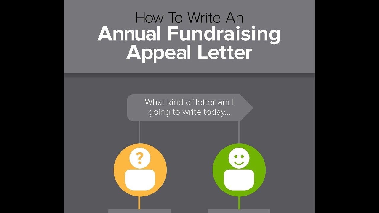 How to Write a Winning Annual Appeal Letter