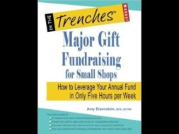5 steps – Major Gift Fundraising