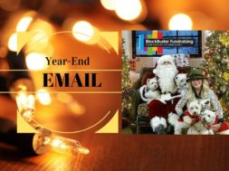 Dazzling Donor Communications for Year-End