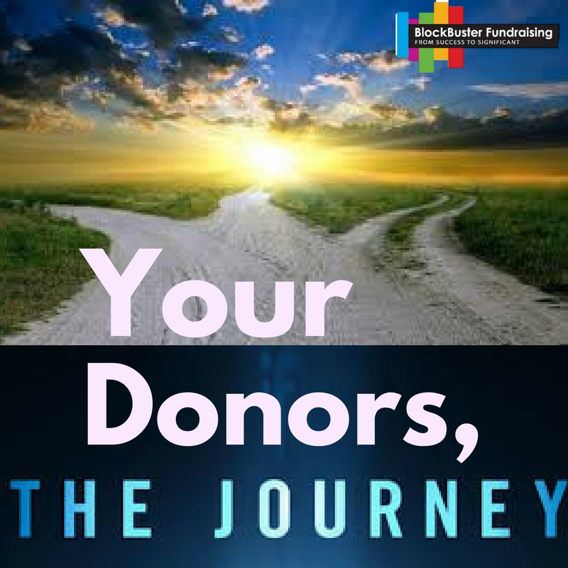 Donor Journey to Increased Retention Rate and Lifetime Loyalty