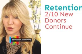 Re-energize Donor Retention Rate in 2017