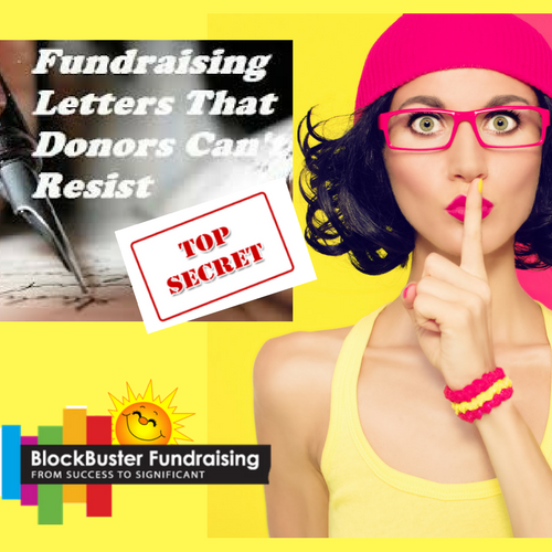 Writing Strategies for Awesome Fundraising Letters