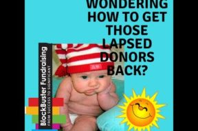 2 PROVEN BLUEPRINTS FOR WINNING BACK LAPSED DONOR LETTERS