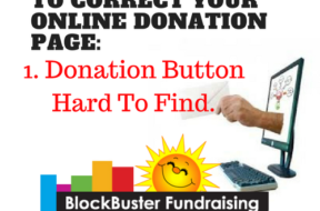 Facebook Square Thumbnail Mistake #1 Donation Button Hard Too Find aka The Hidden Donation Button