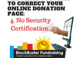 Facebook Square Thumbnail Mistake #4 No Security Certification