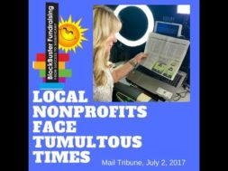 ARE NONPROFITS FACING TUMULTUOUS TIMES IN 2017?
