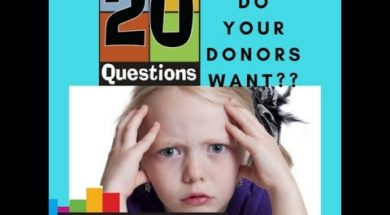 How Many Donor ASKS a Year? Experts Answers your Questions! – 20 Questions