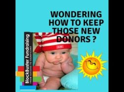 Keep Your New Donors With This New Donor Welcome Kit