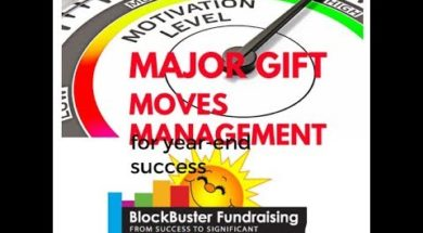 "Magic 'Moves Management"" Steps for Major Gift Success"