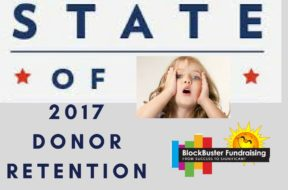 State of Donor Retention in 2017