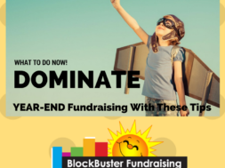DOMINATE yearend fundraising with november tactics