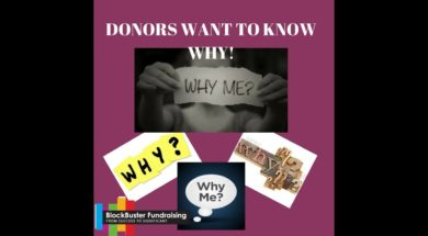 why donors give now
