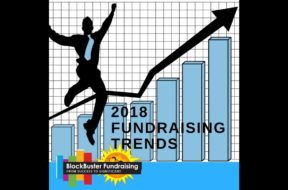 The TOP 10 TRENDS FOR 2018 Fundraising